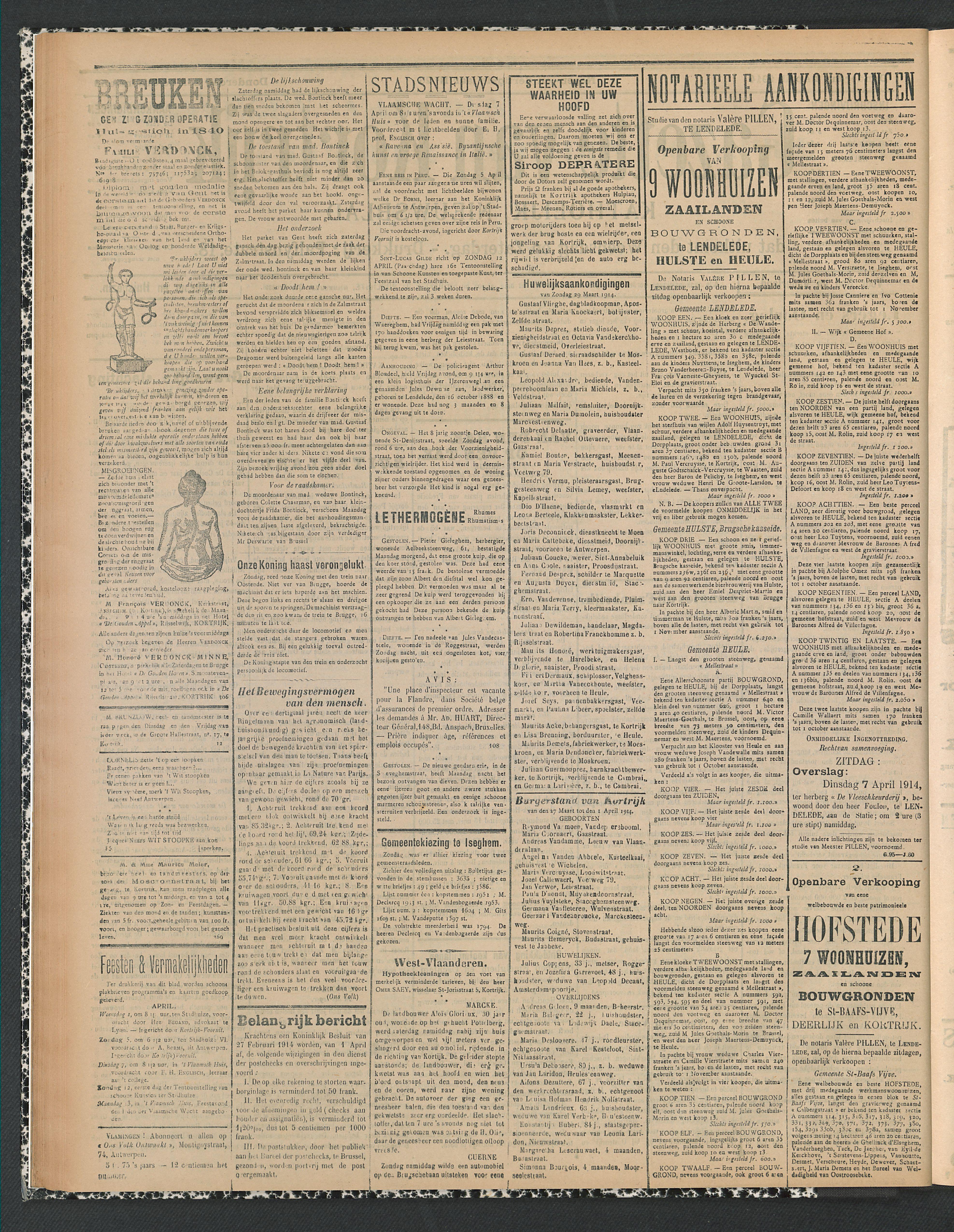 Gazette Van Kortrijk 1914-04-02 p2