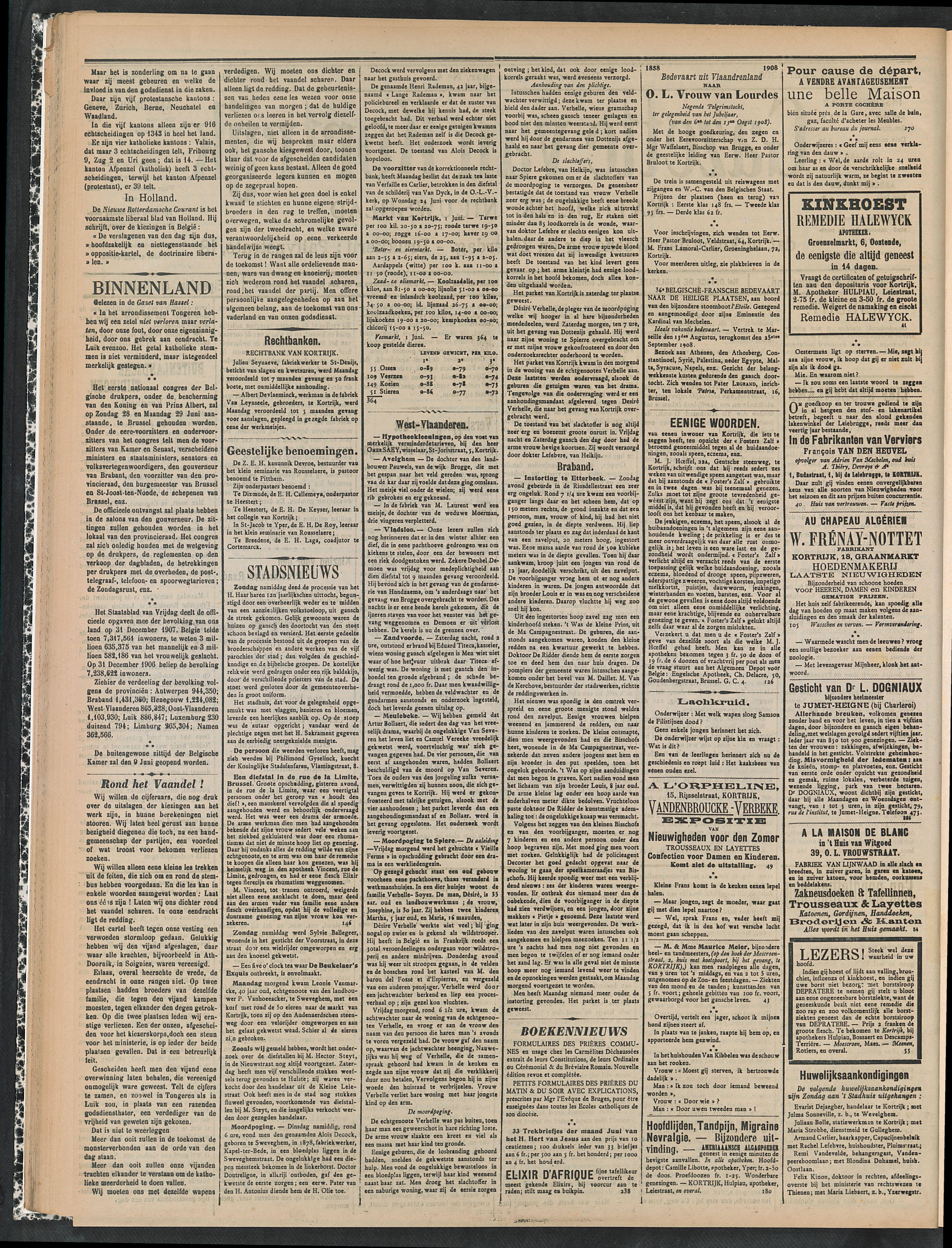 Gazette Van Kortrijk 1908-06-04 p2