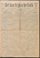 Het Kortrijksche Volk 1930-01-12