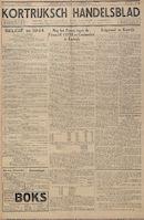 Kortrijksch Handelsblad 17 januari 1945 Nr5
