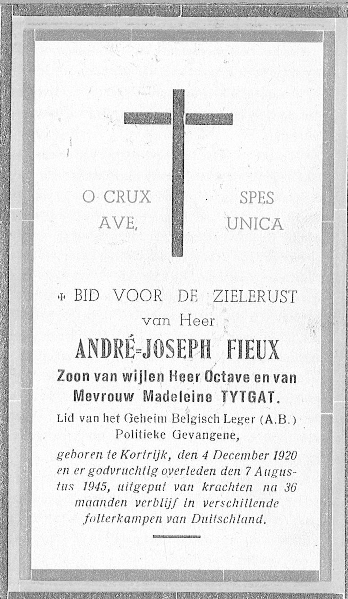 André-Joseph Fieux