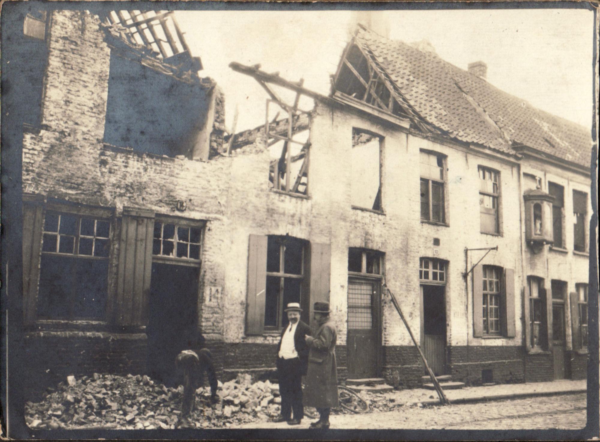 Bombardementen Wereldoorlog I