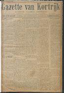 Gazette van Kortrijk 1916-01-16