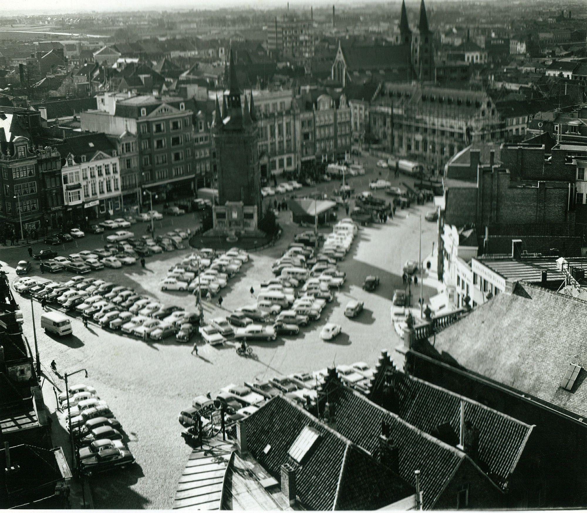 Grote Markt 1962