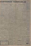 Kortrijksch Handelsblad 19 mei 1945 Nr40 p1