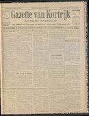 Gazette Van Kortrijk 1912-02-29