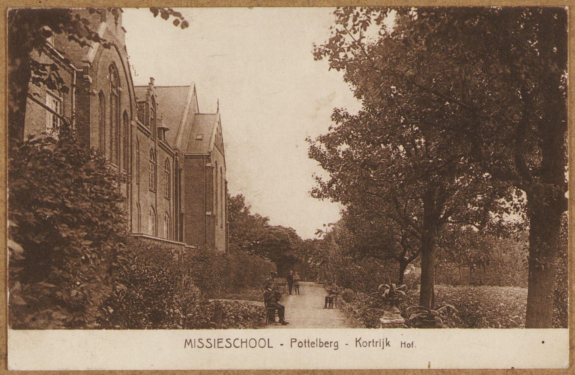 Missieschool Picpussen