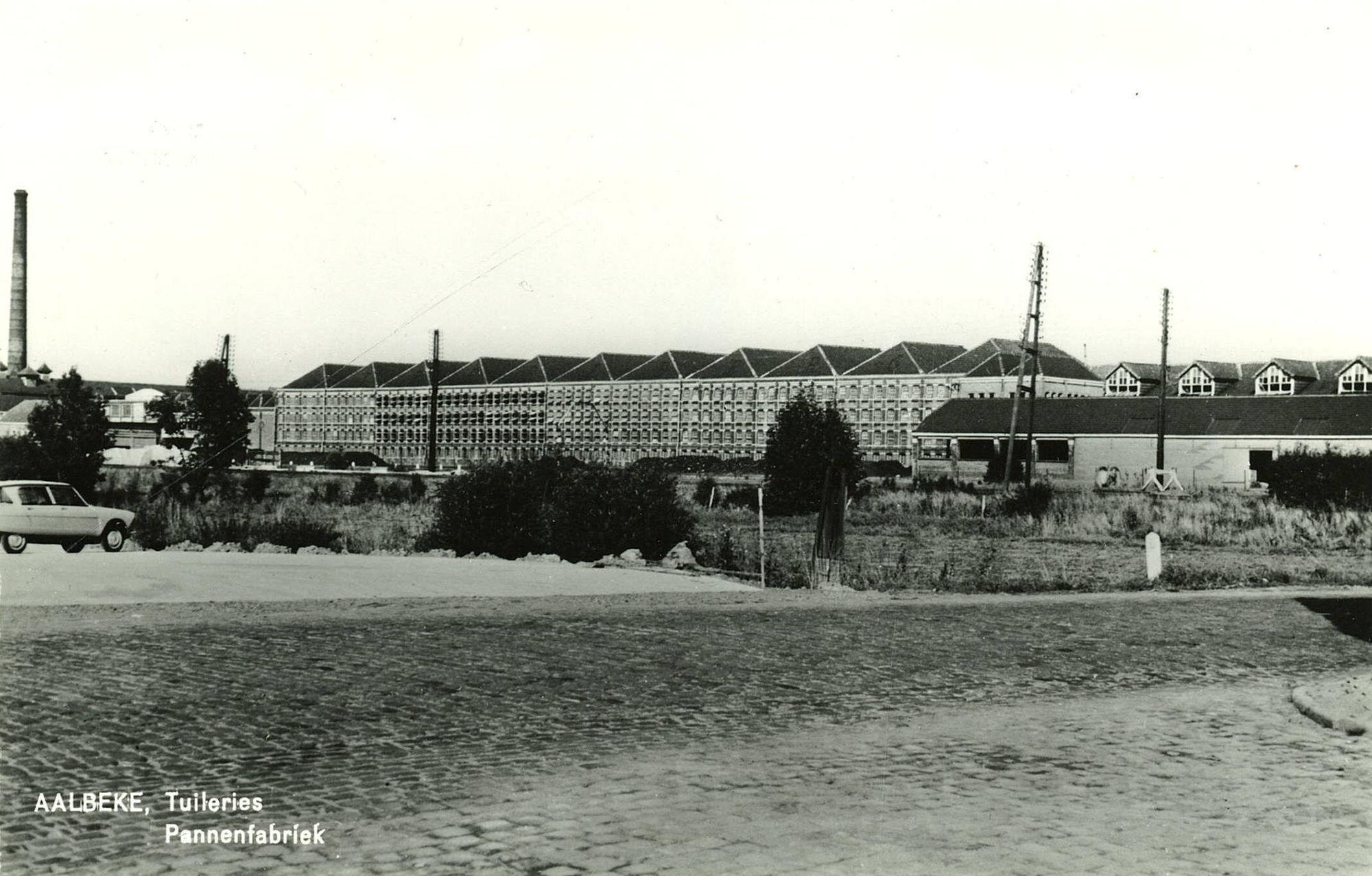 Aalbeke pannenfabriek