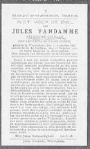 Jules Vandamme