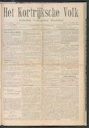 Het Kortrijksche Volk 1907-09-01