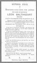 Léon Balthazart