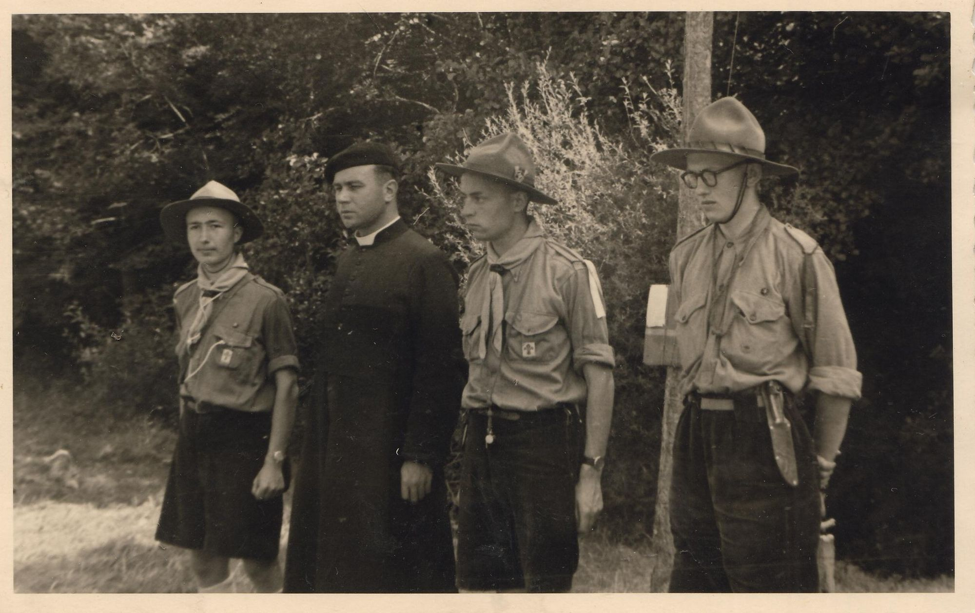 Scouts Saeftinghe 1948