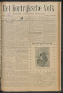Het Kortrijksche Volk 1913-08-24