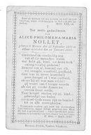 Alice-Philomena-Maria Nollet