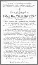 Jules De Vleeschouwer