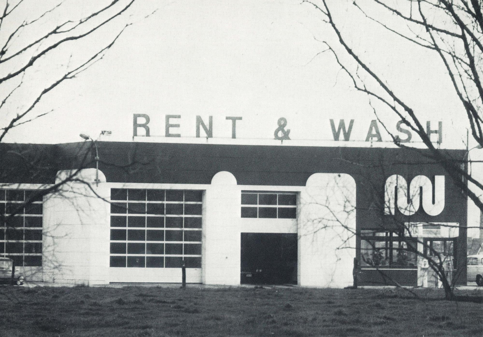 Rent & Wash 1975