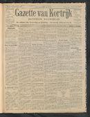 Gazette Van Kortrijk 1907-11-24