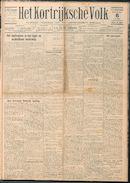 Het Kortrijksche Volk 1930-07-06
