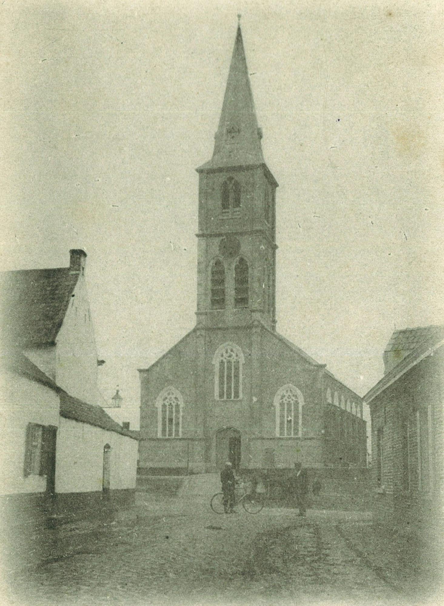 Kerk van Kooigem