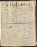 Het Kortrijksche Volk 1925-03-22
