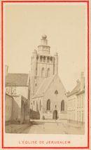 Westflandrica - de Jeruzalemkerk in Brugge