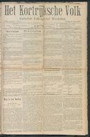 Het Kortrijksche Volk 1909-08-15