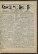 Gazette Van Kortrijk 1917-04-29