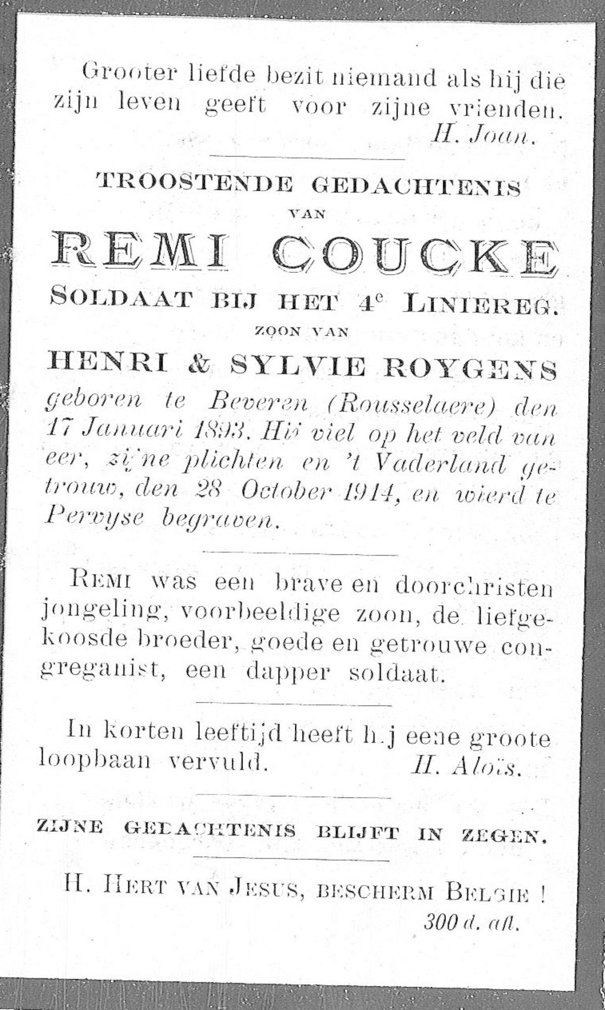 Remi Coucke