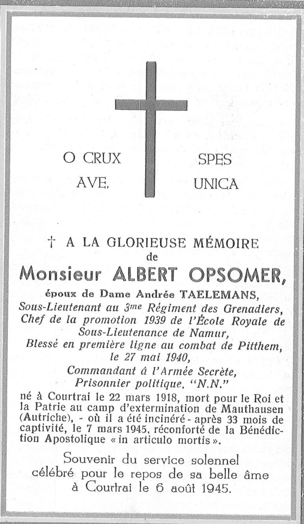 Albert Opsomer