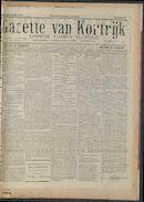 Gazette Van Kortrijk 1917-05-26