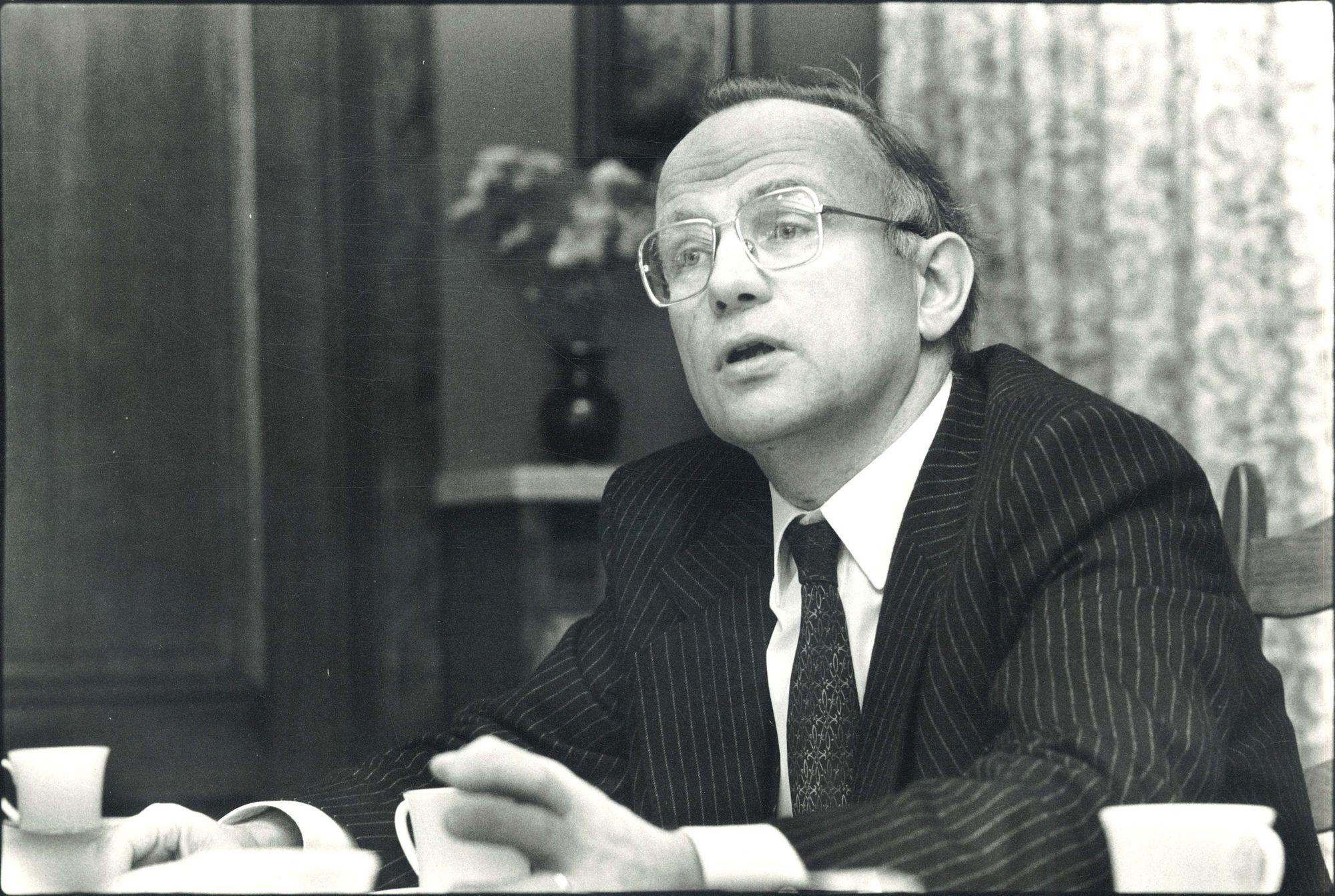 Paul Deprez 1986