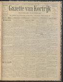 Gazette Van Kortrijk 1912-11-17 p1