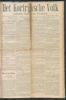 Het Kortrijksche Volk 1909-10-17
