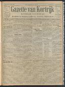 Gazette Van Kortrijk 1908-06-04