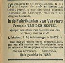 In de Fabrikanien van Verviers