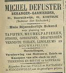 MICHEL DEFUSTER