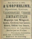 A LORPHELINE