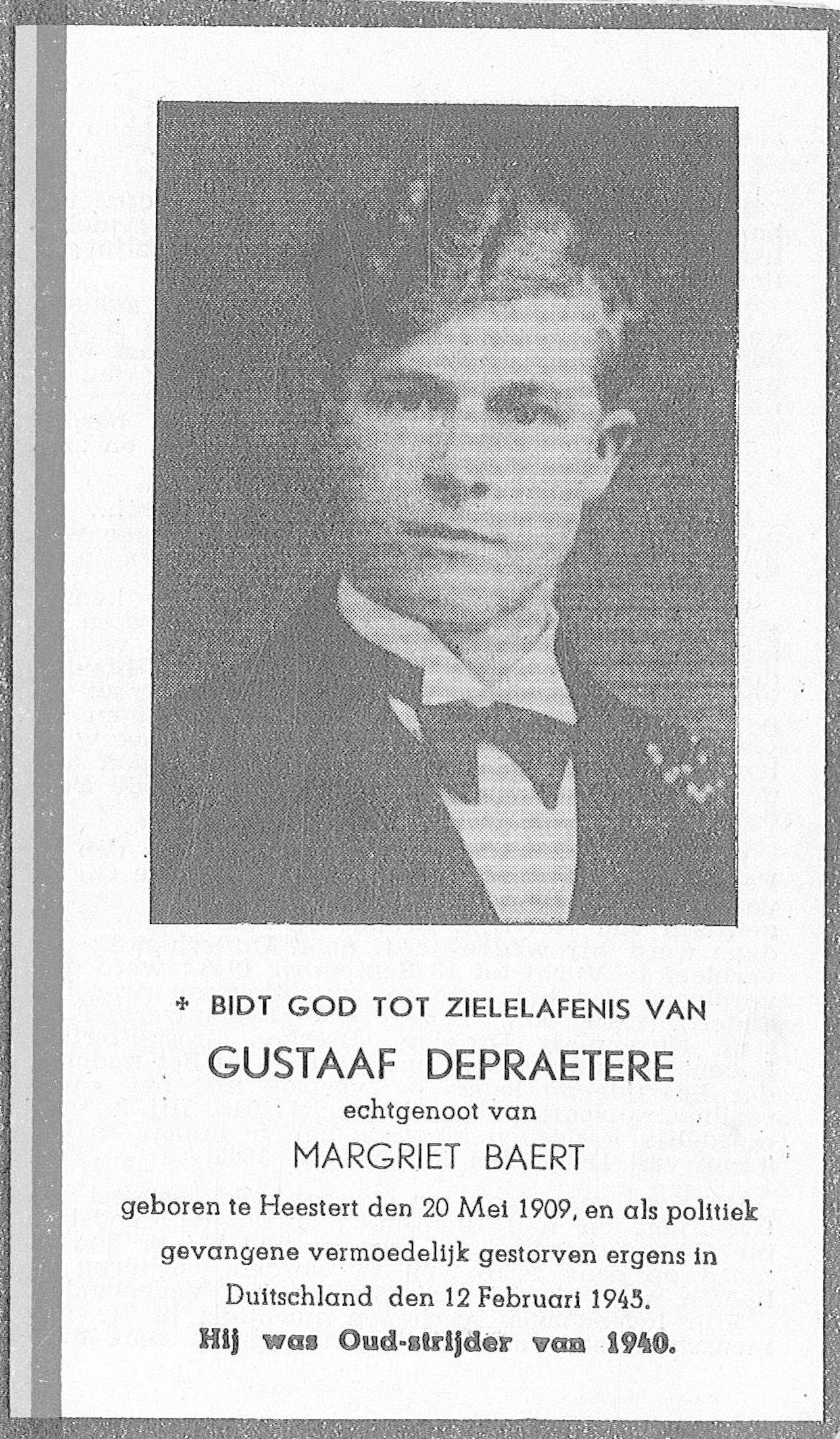 Gustaaf Depraetere