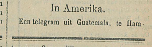 In Amerika