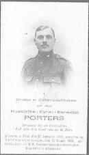 Hyacinthe-Cyriel-Benedict Porters