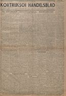 Kortrijksch Handelsblad 10 februari 1945 Nr12