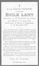 Emile Lamy