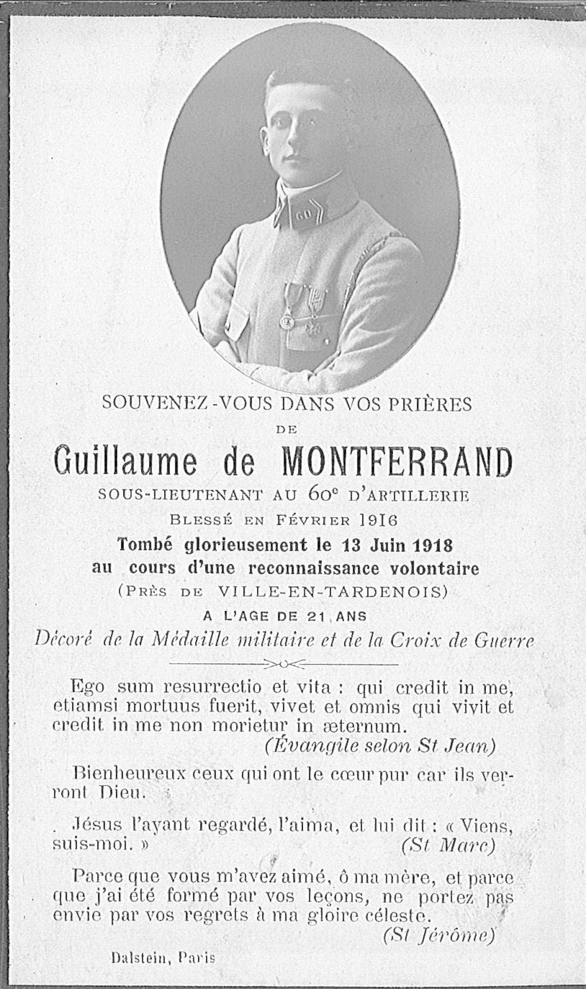 Guillaume de Montferrand