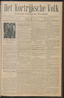 Het Kortrijksche Volk 1910-04-03