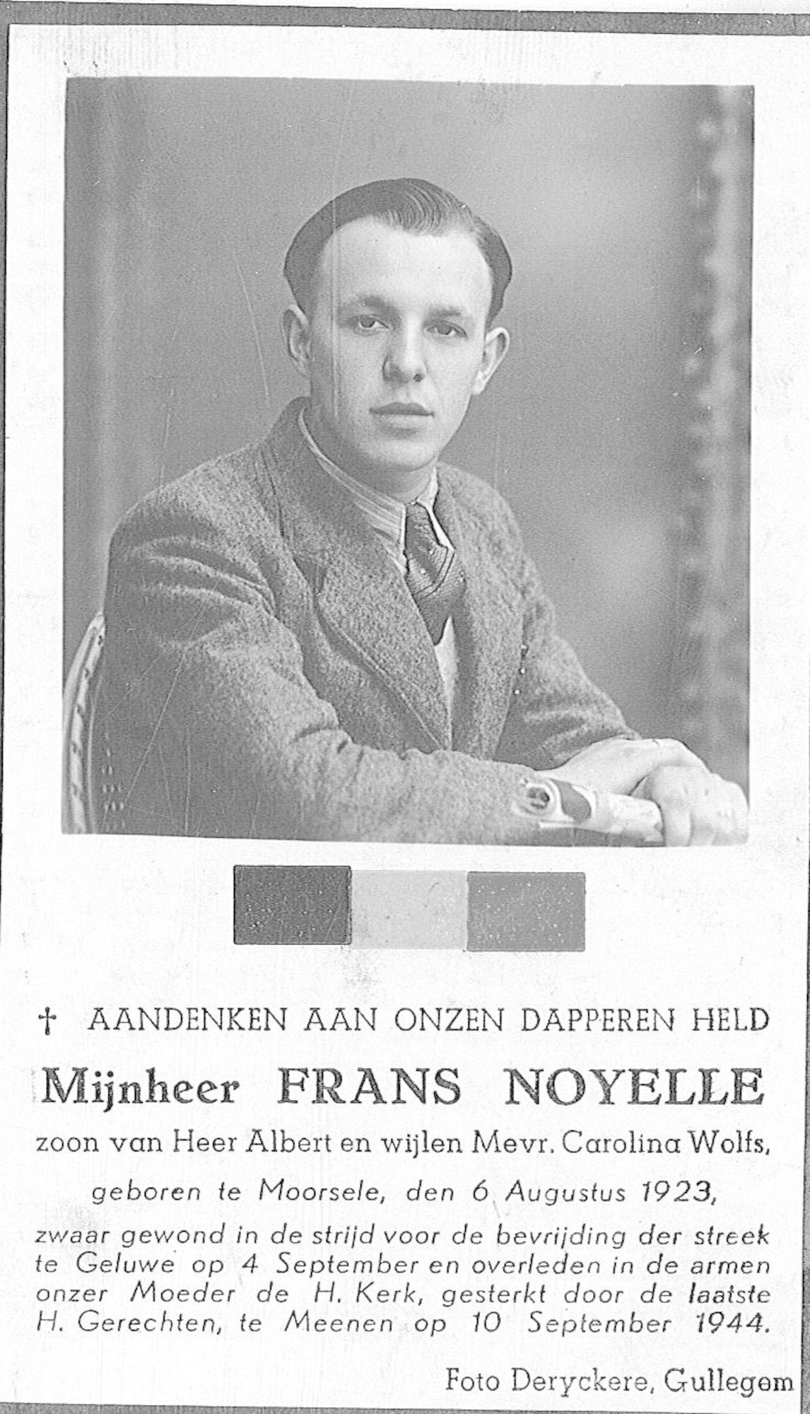 Frans Noyelle