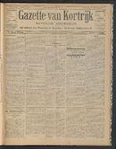 Gazette Van Kortrijk 1911-02-09