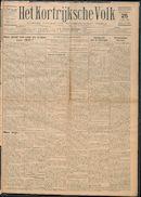 Het Kortrijksche Volk 1931-01-25