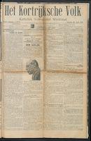 Het Kortrijksche Volk 1914-04-26 p1