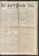 Het Kortrijksche Volk 1907-12-01