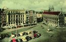 Westkant Grote Markt, Rijselsestraat en Stadhuis